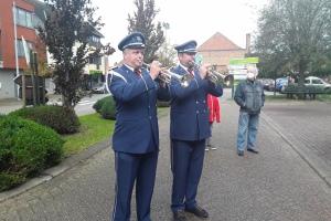 Kermisdinsdag : Herdenking Oud-Strijders